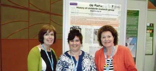 De Partu at ICM 2011