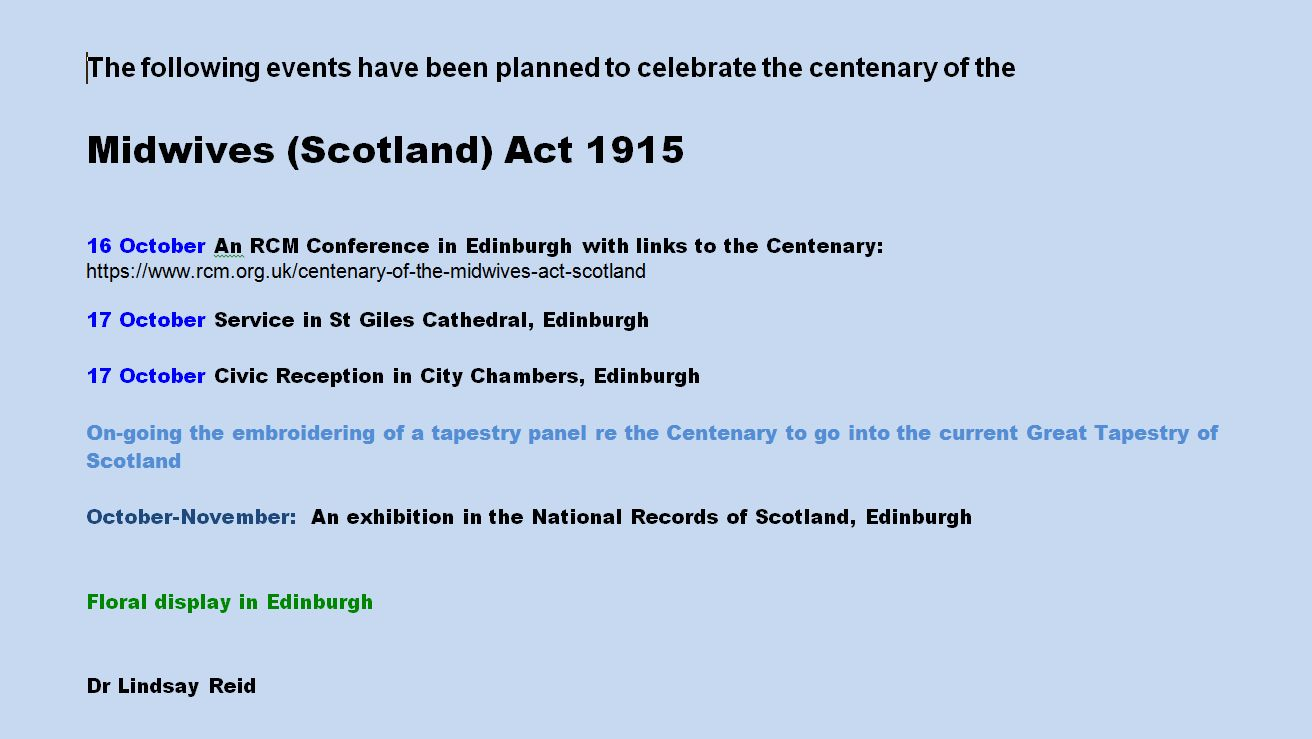 Edinburgh-events
