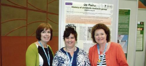 De Partu at ICM 2011